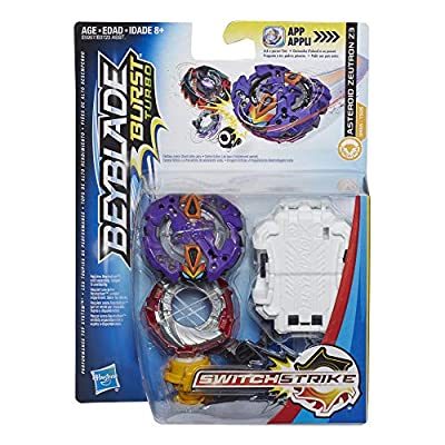 BEYBLADE Bey SST Tt Zeutron Z3: Toys & Games