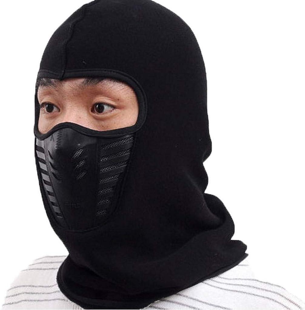 YiyiLai Cagoule Bonnet Homme Femme Protection Visage Cache Cou Cycliste Sport Chaud