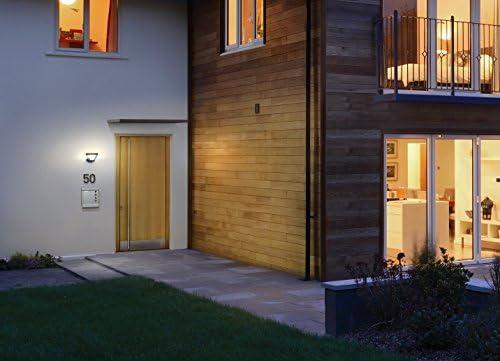 Osram LED Wand- und Deckenleuchte, Leuchte für Außenanwendungen, Warmweiß, 267,0 mm x 213,0 mm x 170,0 mm, Endura Style Lantern Solar