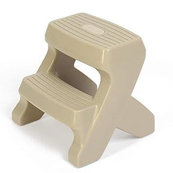 Swell Amazon Com Ryyaiyl 2 Step Stool For Kids Toddler Stool Dailytribune Chair Design For Home Dailytribuneorg