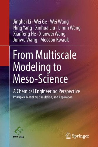 From Multiscale Modeling to Meso-Science: A Chemical Engineering Perspective