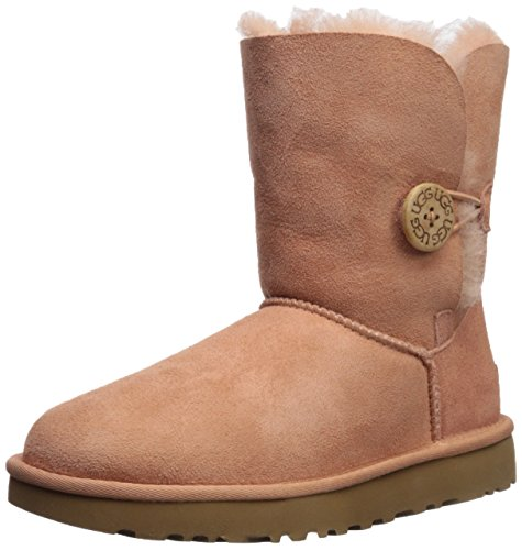 UGG Women's Bailey Button II Fashion Boot, Suntan, 10 M US (Button Uggs Three)