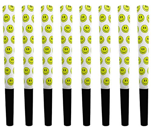 Elephant Rolling Papers Designer Prerolls, Happy Daze Cone, Pre-Rolled Cones 8 Pack