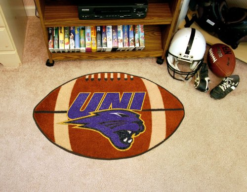 Fanmats University of Northern Iowa Football Rug - 508 by Fanmats