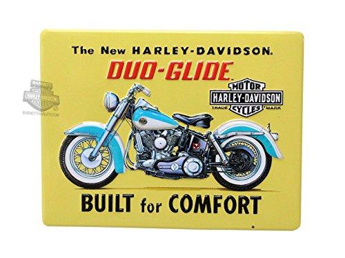 Harley-Davidson Built For Comfort Magnet