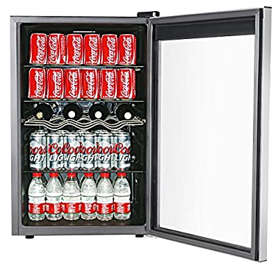 Igloo 110 Can and 4 Wine Bottle, Beverage Center/Wine Cooler