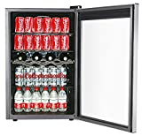 Curtis MIS1530 Beverage Center/Wine Cooler, Holds 150 Cans or 36 Wine Bottles