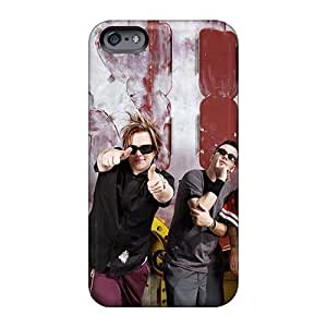 Best Hard Cell-phone Cases For Apple Iphone 6 (GOc206NHyO) Provide Private Custom Fashion Bowling For Soup Band Series