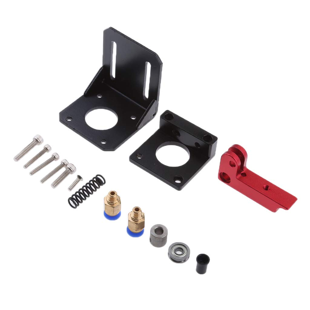 Mk8 1.75mm Kit Extrusor Remoto para Impresora 3D Makerbot Reprap ...