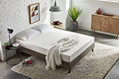 The Early Bird Essentials 10-Inch Memory Foam Bed in a Box Mattress is designed for quality and comfort for your best night's sleep at an affordable price. Ideal for side and back sleepers, the fully supportive design reduces motion transfer ...