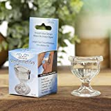 GMS Optical Glass Eye Wash Cup - Soothing Relief