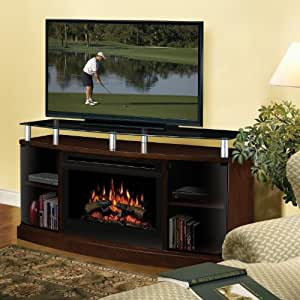 Dimplex Windham Electric Fireplace Indoor Transitional - Mocha DFP25-MA1015