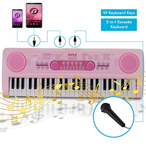 Electric Keyboard Piano for