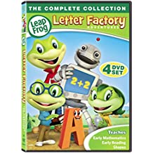 Leap Frog Letter Factory Adventures
