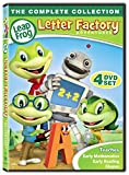 Buy Leap Frog Letter Factory Adventures [DVD]