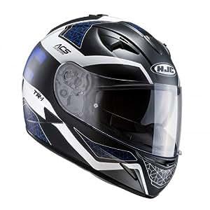 HJC–Cascos Moto–Hjc TR-1Tholos mc2sf M Nero/Blu