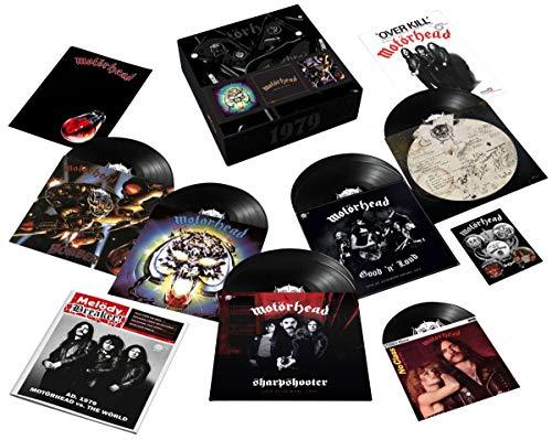 Motörhead - Motörhead 1979 Box Set - Amazon.com Music