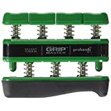 Gripmaster Hand Exerciser Green, XX-Light Tension (1.5-Pounds per Finger)