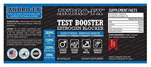 Amazon.com: Probador de pruebas con bloqueador de estrógenos ...