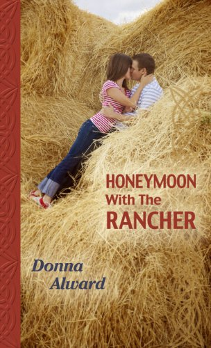 book cover of Honeymoon with the Rancher