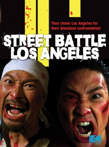 Street Battle Los Angeles by Masashi Odate