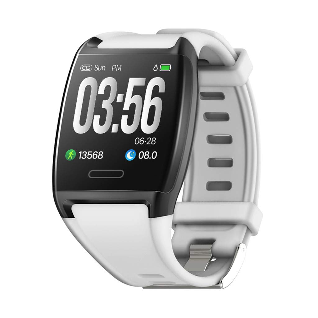Smart Watch Sports Fitness Activity Heart Rate Tracker Blood Pressure Wrist Watch