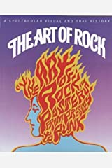 The Art of Rock: Posters from Presley to Punk Hardcover