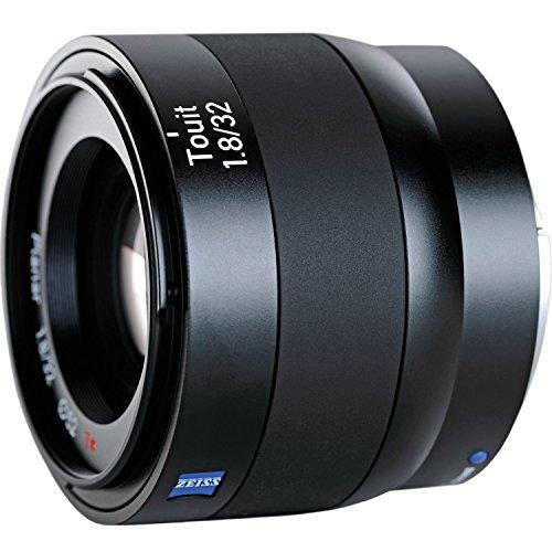 Carl Zeiss touit 1.8/32 Lens Premium Kit para spiegellose APS-C Sistema de cámara Negro: Amazon.es: Electrónica