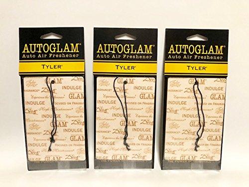 Tyler Candle Company AutoGlam® Auto Air Fresheners - Tyler - Set of 3