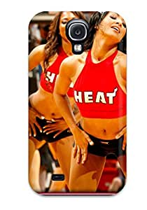 Megan S Deitz's Shop Christmas Gifts 8723639K230210670 miami heat cheerleader basketball nba NBA Sports & Colleges colorful Samsung Galaxy S4 cases