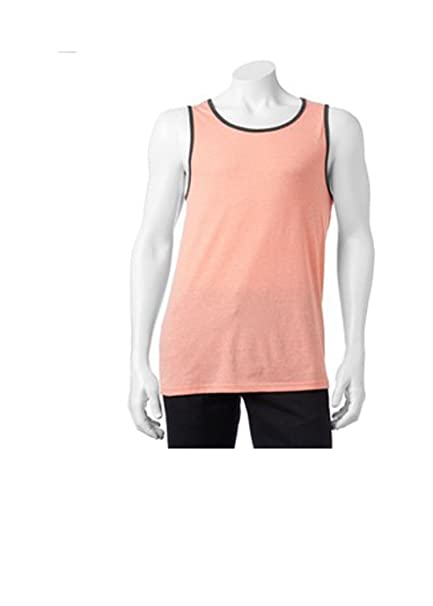 4716fa34d89c90 Urban Pipeline Men Solid Heather Tank Top at Amazon Men s Clothing ...