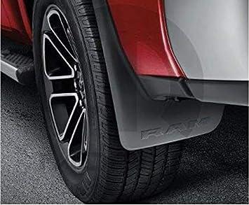 Dodge Ram Deluxe Molded Splash Guards MOPAR OEM NEW