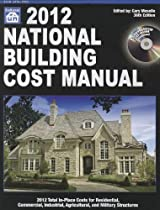 2012 National Building Cost Manual (Book and CD)