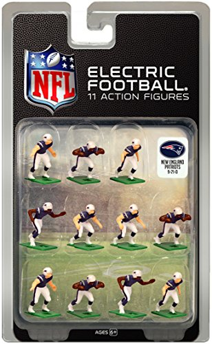 New England PatriotsDark Uniform NFL Action Figure Set