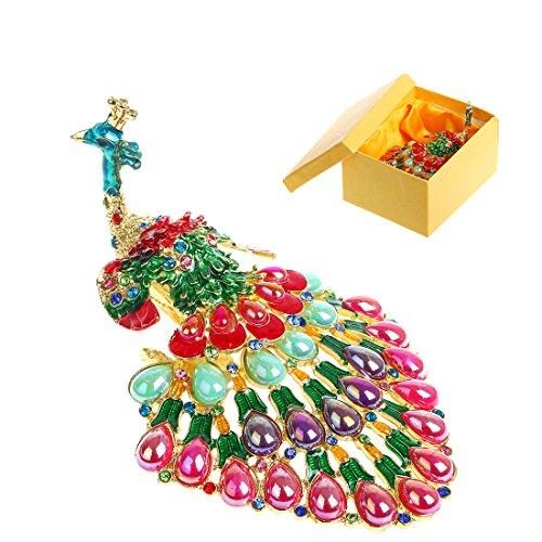 Bejeweled Trinket Box - 9