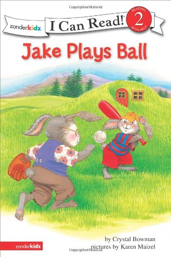 Jake Plays Ball: Biblical Values (I Can Read! / Jake Series, (Jake Plays Ball)