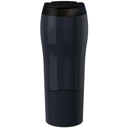 Mighty Mug MM1525 To Go Tasse Polypropylène/Caoutchouc/Silicone Noir 45 x 35 x 25 cm