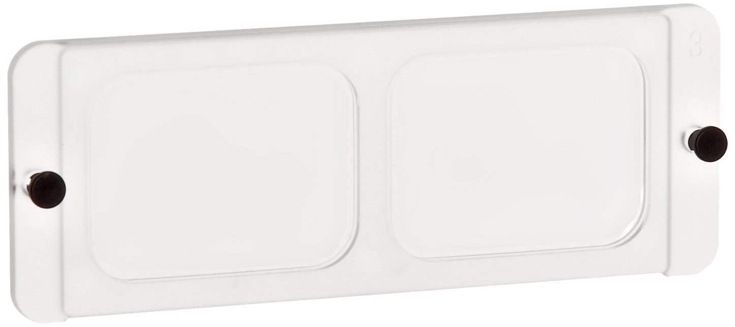 Donegan AL-13 Optical Grade Acrylic Lens Plate for The OptiVisor And AccurSite Series, 1.75x Magnification, 14'' Focal Length