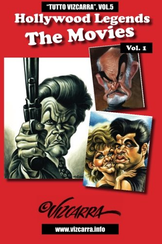 Hollywood Legends - The Movies, 1 (Tutto Vizcarra) (Volume 5) (Spanish Edition) [Joan Vizcarra] (Tapa Blanda)