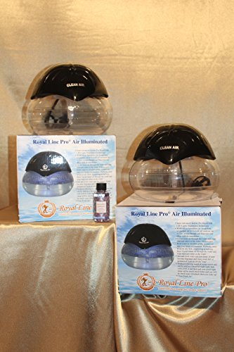 Air Humidifier Purifier And Revitalizer With Led Light in Florida - 9