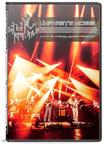 Umphrey's McGee Live at Riverside Theater Milwaukee, WI 10.31-11.02.2013 ()
