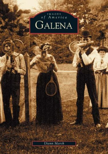 Galena  Il   Images Of America