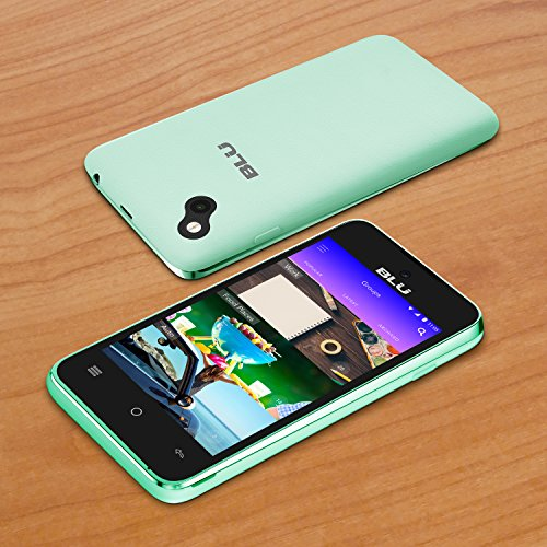 BLU Advance 4.0 L2 - US GSM Unlocked - Green Photo #6