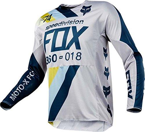 Fox Racing 360 Draftr Light Grey Jersey/ Pant Combo - Size MEDIUM/ 32W