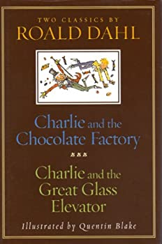 The Complete Adventures of Charlie and Mr Willy Wonka 0142417408 Book Cover