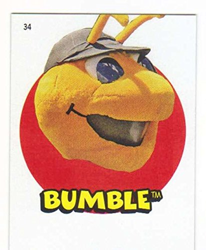 2016 Topps Heritage Minor League 1967 Topps Sticker #34 Bumble (Heritage Bumble Bee)