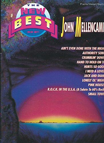 The New Best of John Mellencamp (Piano / Vocal / Guitar)