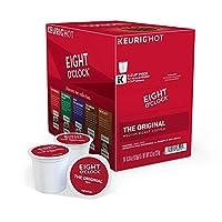 Eight O'Clock Coffee Keurig Single-Serve K-Cup Pods, The Original Medium Roast Coffee
