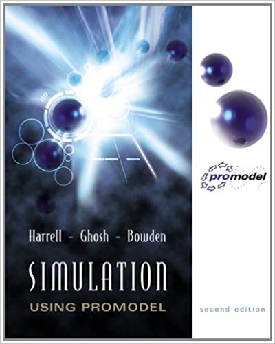 Simulation Using Promodel with CD-ROM