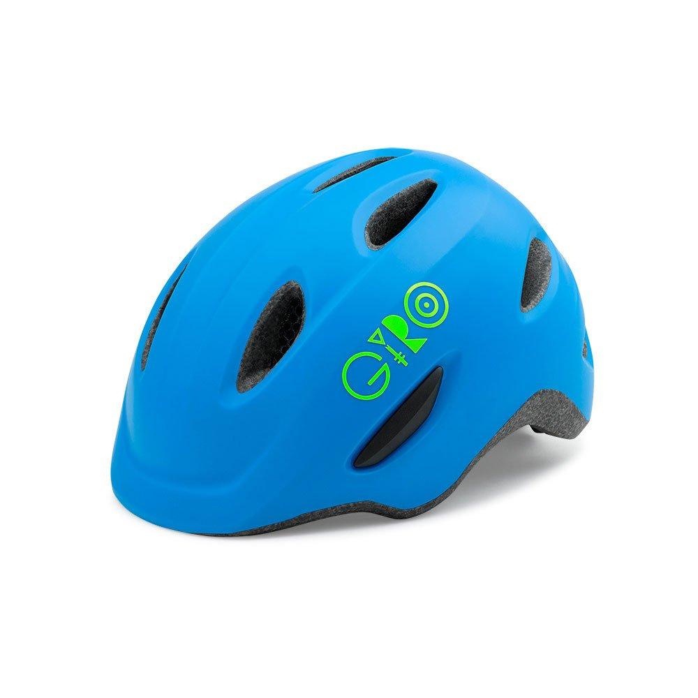 Giro Scamp Youth Bike Helmet Matte Blue S